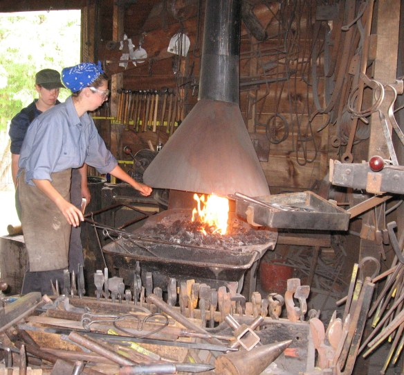 blacksmithfire
