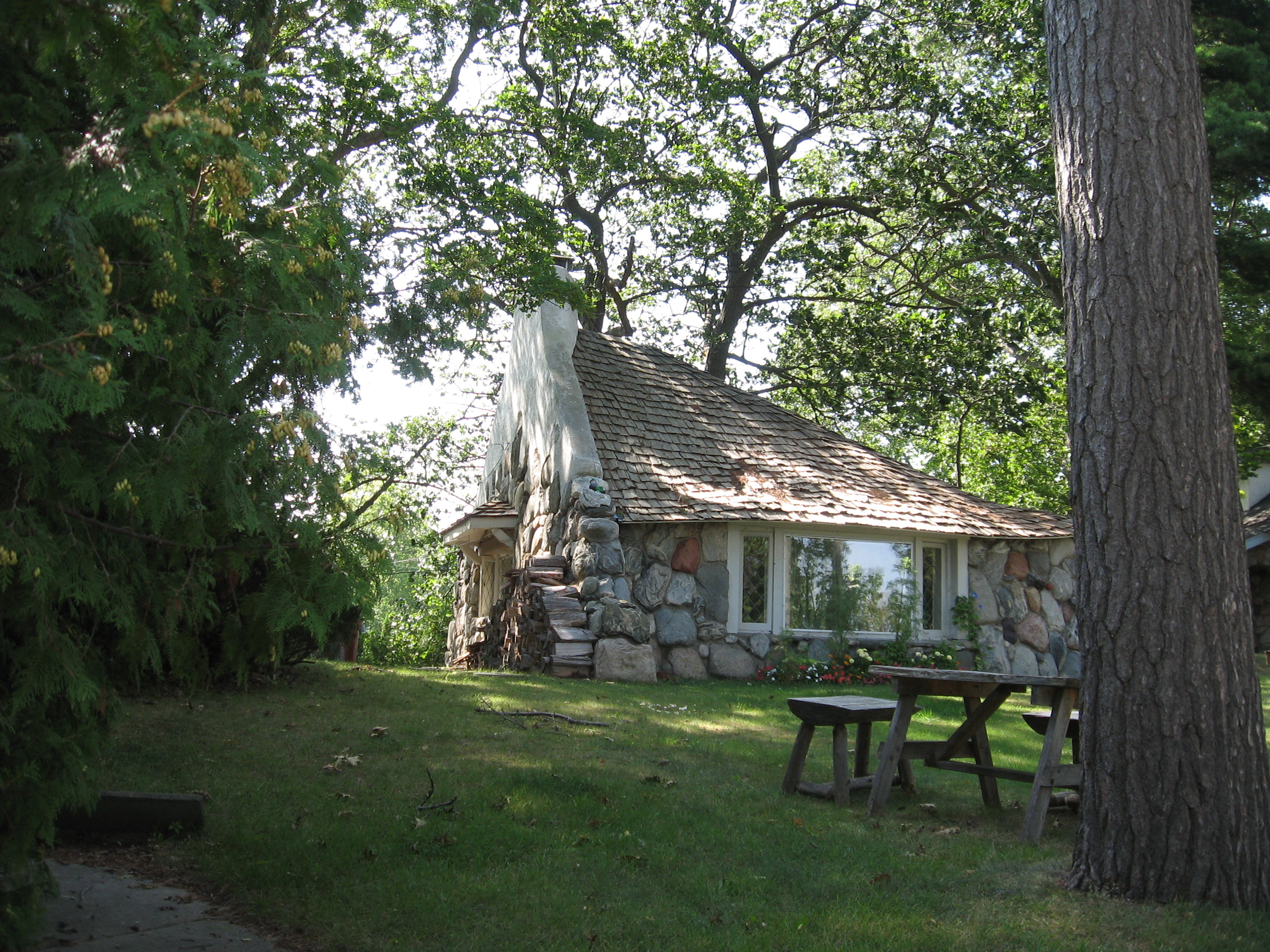 Charlevoix where natural beauty meets small town charm 9 Organic house