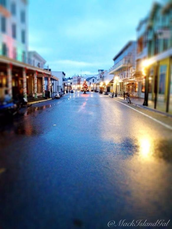 Glistening Main Street (Photo: Heather May)