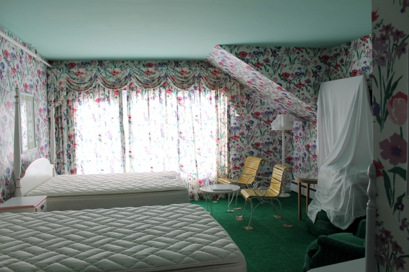 One of the Cupola Suites. One or two bedrooms. . .