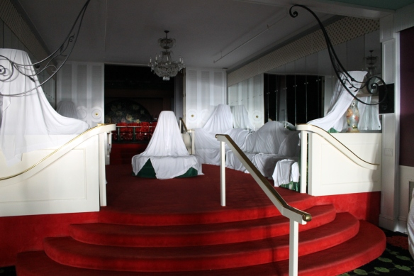 . . . is the entrance to the Grand Ballroom.