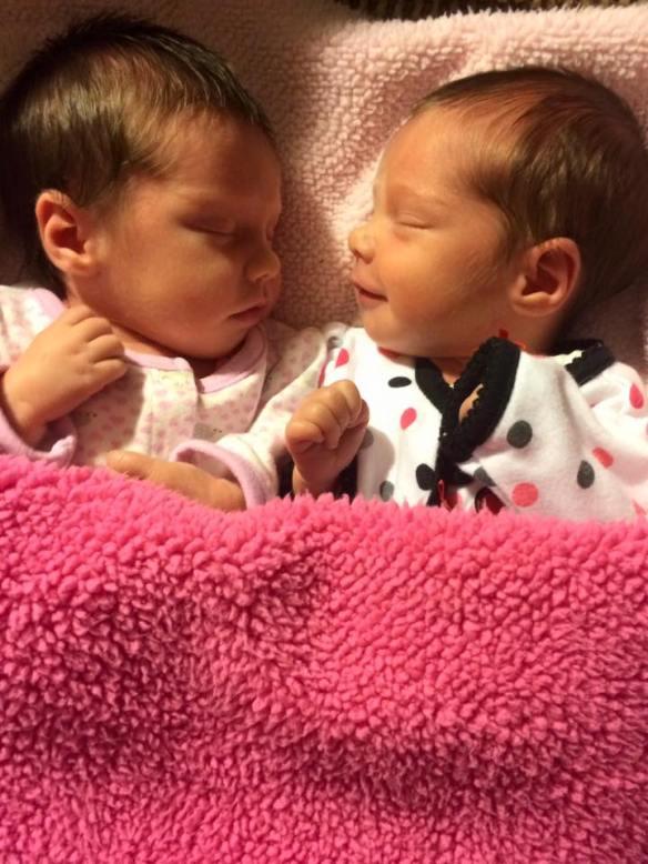 Precious twins!