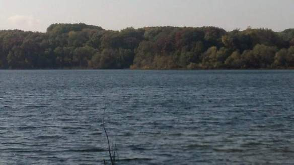 Gail K. lives in Chicago IL, but finds her weekend serenity here at Stone Lake in Laporte IN.