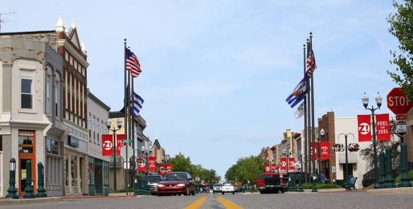 And here's another one - Zeeland MI, where Melody lives!