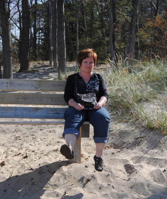 Meet Cindy Worswick from Shelby Twp. WI. Cindy found the blog on Google after a trip to the island in 2012.