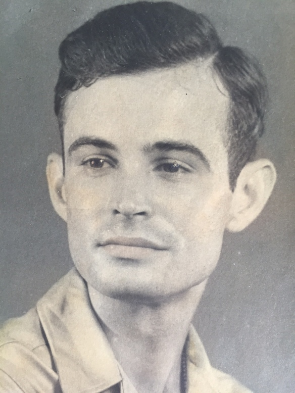 Leonard Sumner - as a young man.