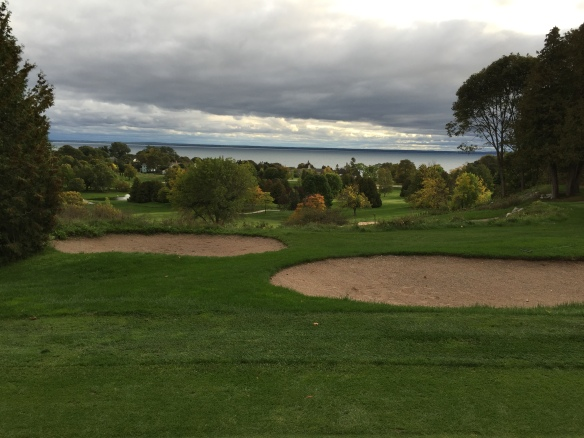 View from the Jewel Golf Course.